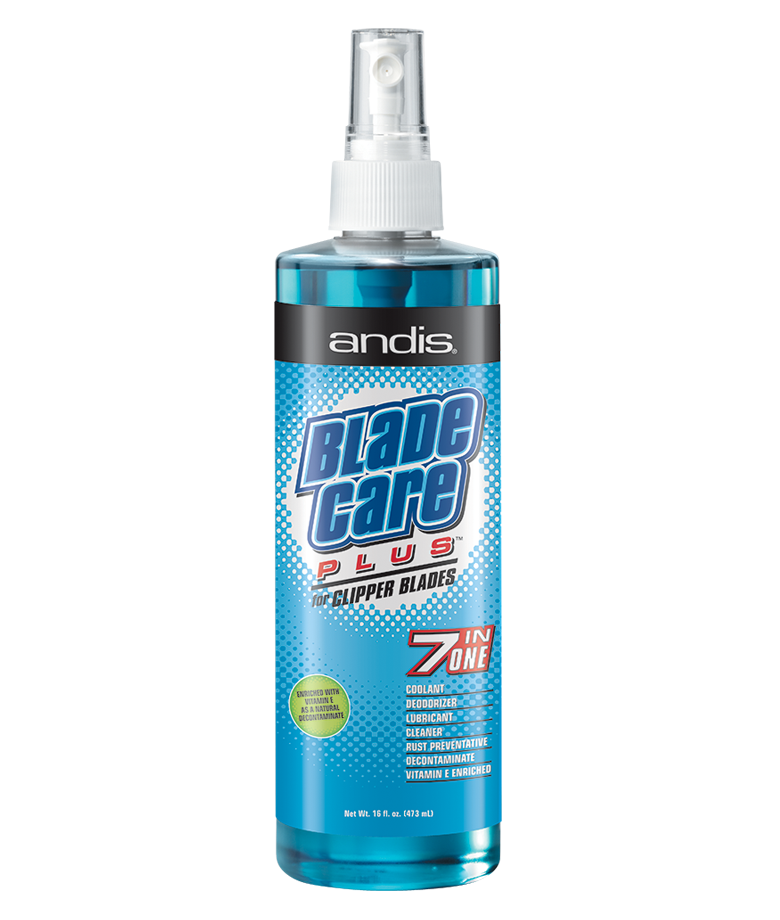 Andis Blade Care Plus-Penge ápoló gél spray 473 ml