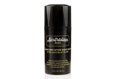 The Australian Barber Aussie Mint After Shave Balzsam