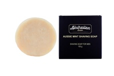 The Australian Barber Aussie Mint Shaving Soap borotvaszappan