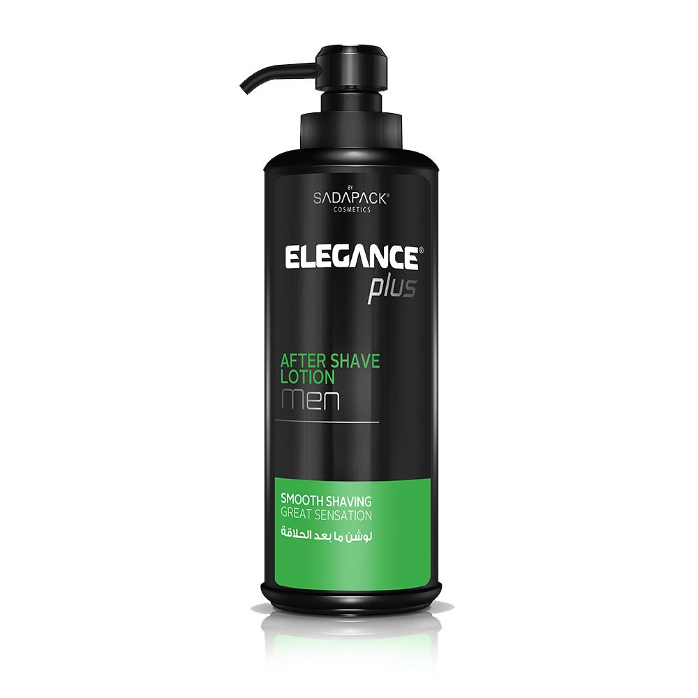 Elegance plus after shave GREEN