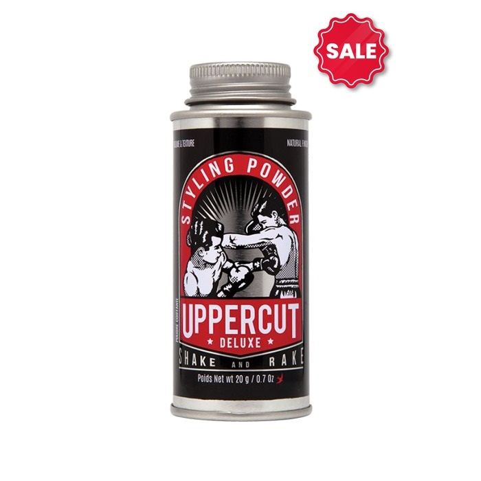 Uppercut Deluxe - Styling Powder hajpor