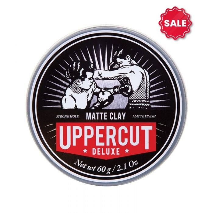 Uppercut Deluxe - Matte Clay Pomade