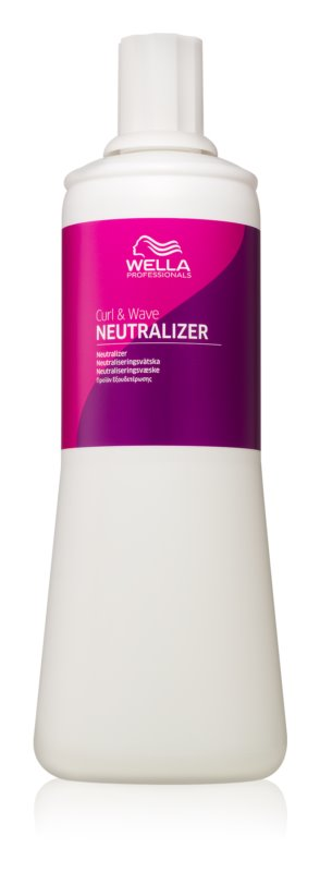 Wella Prof Creatine+ Wave&Curl Fix Neutralizáló - 1000ml