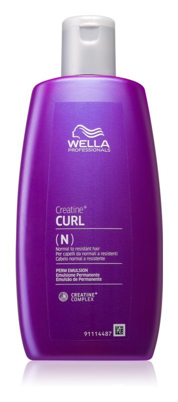 Wella Professionals Creatine+ Curl N/R - 250ml